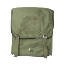 Plecak Kostka Zielony